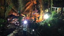 Elon Musk publica imágenes del interior de la cueva en Tailandia