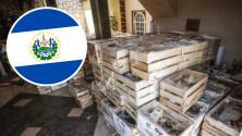 Investigan a político mexicano por entregar despensas provenientes del gobierno de El Salvador