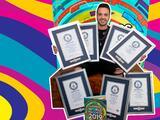 Sorprendido y honrado, así se sintió Luis Fonsi al ser reconocido por el libro Guinness por el tema 'Despacito'