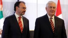 """""""Si los muchachos de DACA regresan a México, sería una enorme ganancia"""", dice Videgaray"""