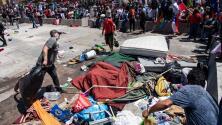Migrantes venezolanos dicen ser víctimas de ataques xenófobos en su intento por buscar oportunidades en Chile