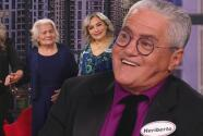 Por primera vez en el show, hubo una puerta triple del amor y el afortunado fue Heriberto