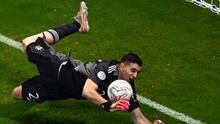 Emiliano Martínez: el portero de Argentina en la Copa América que llevó a su selección a la Final