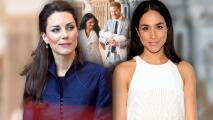 No ha hablado con Meghan Markle, pero Kate Middleton no ve la hora de conocer a su sobrina Lilibet