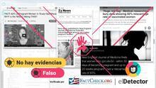 No hay evidencias de que las vacunas contra el covid-19 provocan abortos espontáneos