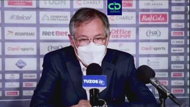 """Holan tras goleada a León: """"Perdimos totalmente la línea de juego"""""""