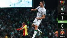 Santos Laguna 1-0 Morelia - GOL Y RESUMEN - Jornada 2 - Clausura 2019 - Liga MX