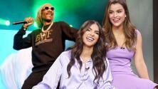 Alejandra Espinoza confiesa que el rapero Snoop Dogg fue su amor platónico en 'High school'