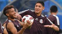 Edson Álvarez y Jonathan, titulares con México ante Canadá
