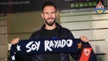 Miguel Layún ya está en México para reportar con Monterrey