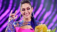 Vikina, 'Miss 305', es la primera eliminada en la gran final de Reina de la Canción