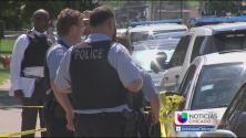 Más agentes de la policía en Chicago