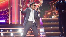 Gabriel Coronel abre la gran final de TCMS transformado en Marc Anthony con el tema 'Tu amor me hace bien'