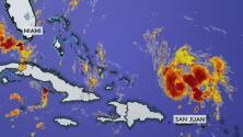 Dorian se fortalece en el Atlántico y amenaza con llegar a Florida como huracán categoría 4