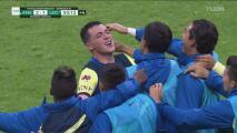 ¡Imparable! El VAR hace valido el gol de Viñas y el 2-1 de América