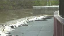 Túnel de retención en Albany Park ha prevenido inundaciones durante la ronda de lluvias de los últimos días