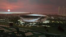 Presentan el futurista estadio de la final del Mundial de Catar 2022
