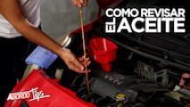 Aprende a revisar el aceite del motor de tu carro   A Bordo Tips