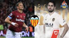 El Valencia ya compró delantero y se aferra a un milagro para que llegue el 'Chicharito'