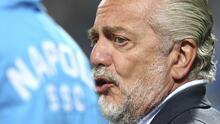 El presidente del Napoli del Chucky propone una 'nueva' Superliga
