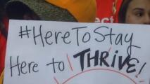 Activistas ven en el plan de reconciliación una esperanza para soñadores que buscan la ciudadanía