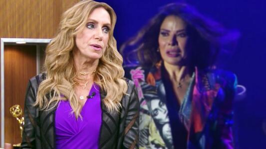 """""""Se nota el sufrimiento"""": dice Lili al ver que Gloria Trevi no contuvo las lágrimas en un concierto"""