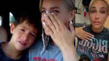 Utilizó a su hijo para ganar visitas: 'Youtuber' es expuesta tras obligar a su niño a llorar para un video