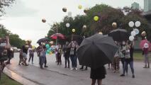 Celebran el que hubiera sido el cumpleaños 28 de Alex González y exigen justicia por su muerte