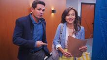 Renata tuvo un accidental encuentro con Javier que podría cambiarle la vida