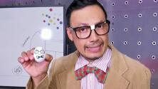 ¿Qué es la gravedad? El profesor Ramiro T. Enseña tiene un experimento que lo muestra y puedes hacer en casa