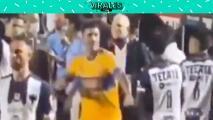 Gignac amagó con 'golpear' a Dorlan Pabón