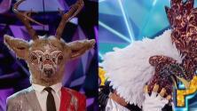 Con intriga y diversión, conocimos a los primeros participantes de ¿Quién es la Máscara? y dos rostros se revelaron