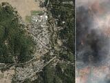 El incendio Dixie destruye cerca de 900 viviendas y otras construcciones en California