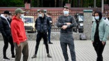 De Ucrania el equipo con más casos positivos por coronavirus
