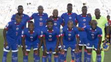 Seis miembros de la selección de Haití dan positivo por COVID-19