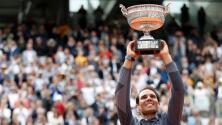 Roland Garros, rebautizado como 'Rafael Garros': Nadal logra su título 12 en París