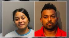 Arrestan a dos hombres por el asesinato de una niña de 2 años