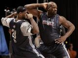 Shaquille O'Neal le pega a LeBron James por críticas al calendario de NBA