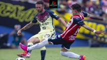 Llega un Clásico entre América y Chivas con dos caras diferentes