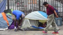 Falta de empleo aumenta número de indigentes en LA