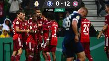El Bayern Múnich aplasta a equipo de quinta división en la Pokal