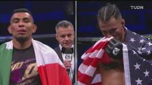 ¡Qué pelea! Revive la victoria de Iván Castillo sobre Danny Ramírez