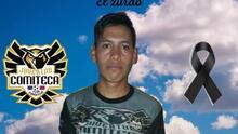 Futbolista guatemalteco murió incinerado en México