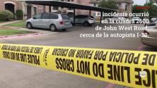 Encuentran muertos a una mujer y dos menores en un complejo de apartamentos al este de Dallas