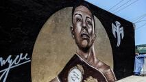 Honran a Jaime Munguía con tremendo mural en Tijuana