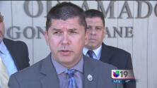 Arrestan al ex alcalde de Stockton, Anthony Silva