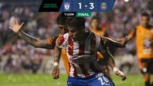 Con estos goles, Chivas venció a Pachuca en el regreso de Hiram Mier