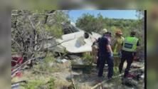 Una avioneta se estrella en el noroeste de Austin dejando a tres personas lesionadas