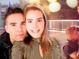 Nace el hijo de Emir Pabón y Stefanía de Aranda casi dos meses después del accidente automovilístico