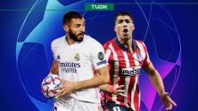 Miércoles emocionante y de definiciones en  Champions League